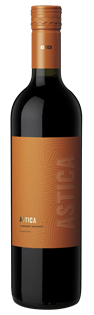 Astica Cabernet Sauvignon 2015 750ml - Case of 12